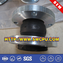 Flexible corrosion resistant soft rubber joint