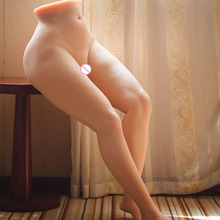 104cm Fat Legs Fat Ass sex doll legs japan sex girl legs with vagina and anus holes