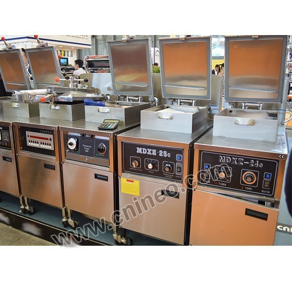 Take Away Restaurant Henny Penny Gas Pressure Fryer/Commercial Pressure Deep Fryers/KFC Pressure Fryer
