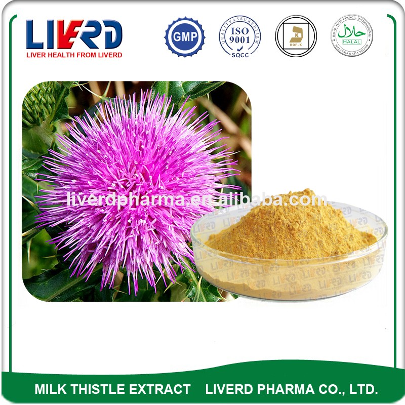 Active Pharmaceutical Ingredient Holy Thorn Powder Extract
