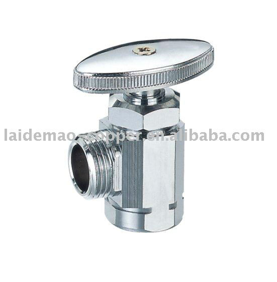 Brass Copper Manual Angle Valve for Washing Machine