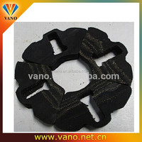 Hot sell motorcycle spare parts CG150 motorcycle rubber damper