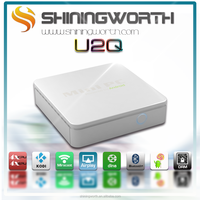 Factory OEM/ODM Smallest Internet Mini PC 1G/8G android 4.4 kitkat Quad-core Amlogic S805 tv box