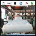 Silicon rubber sheet red white colors