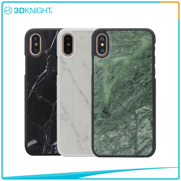 Real Marble Case For Iphone X,protective case for Apple