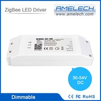 Powerful Dimmable ZigBee LED Control LED Driver For LED Panel Light Power Supply