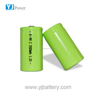 4.8v nimh battery pack 12v 4500mah nimh battery with solder tab from China