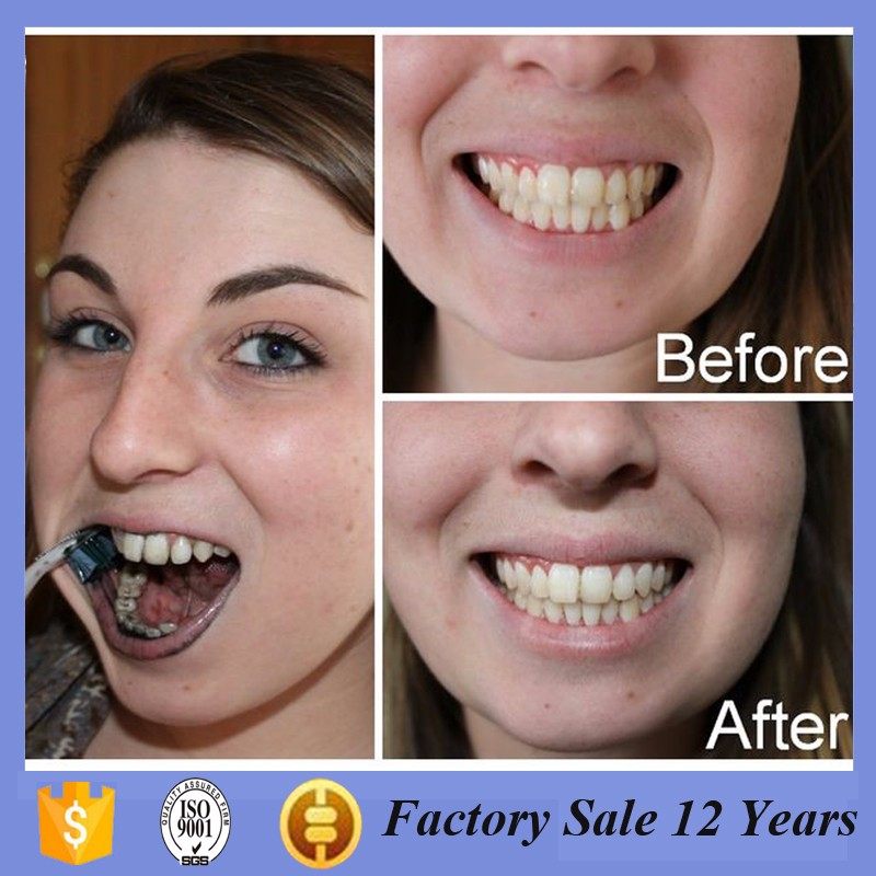 Teeth Whitening Tooth Paste with Activated Carbon Oem