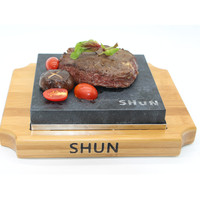 Stone Tableware BBQ Stone Plate Hot