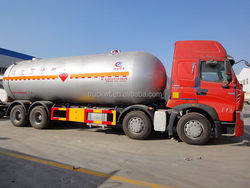 Durable in use new coming cooking lpg tank truck
