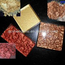 Pearlescent pigments - weather resistant series
