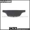 S(dun) galvanized roof ridge carbon fiber roof spoiler