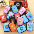 Earphone Headphone Case Bag Eva Headphone Case