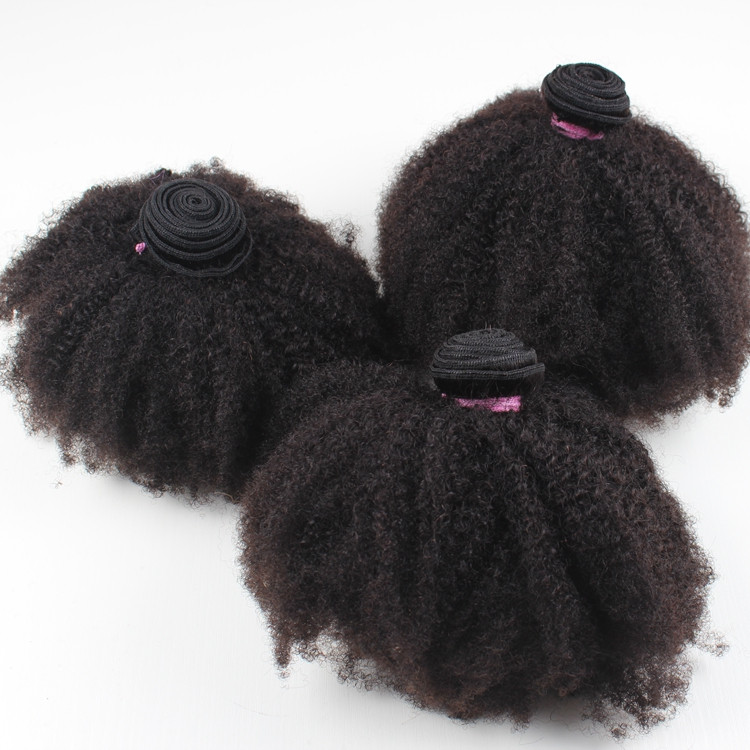 Wholesale Thick Healthy Ends Soft Kinky Twists Hair Afro Kinky Curly Braiding Virgin Hair