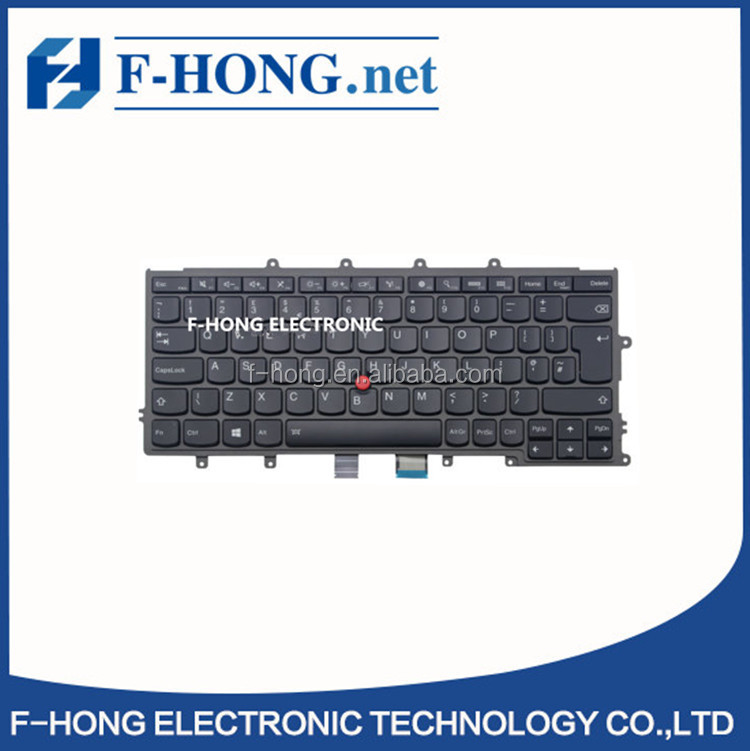 Genuine UK Layout Backlit keyboard For IBM Lenovo ThinkPad X240 04X0244 0C44049