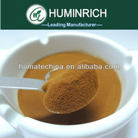 Humic Acid Fulvic Acid Yellow Powder Vitamins Minerals