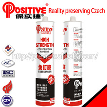 Odorless strong adhesion mastic sealant