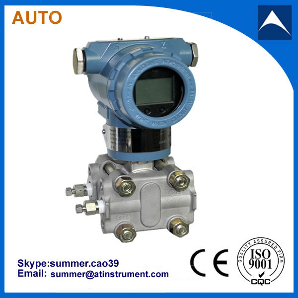 low cost smart differential pressure transmitter with 4-20 ma Hart Protocol used for power plant