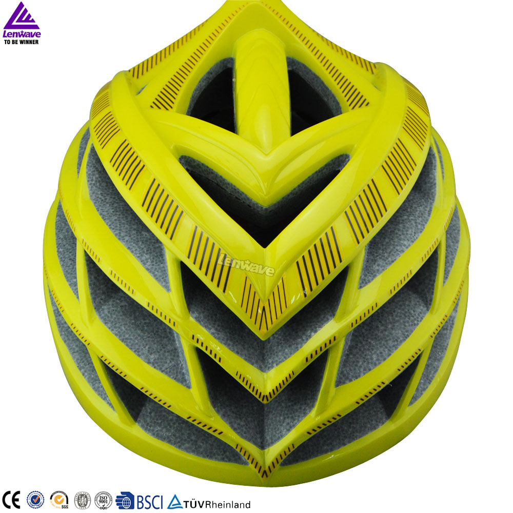 Lenwave brand new design high safety 29 air vents scooter helmet