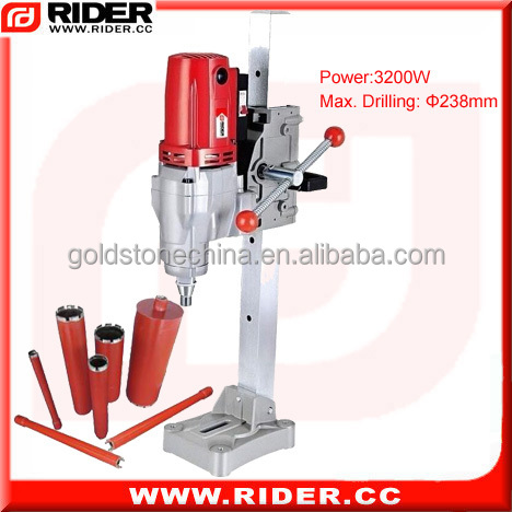 heavy duty 3200W stand drilling machine drill press stand