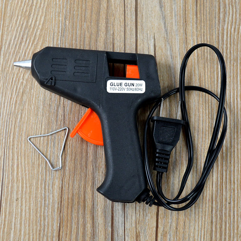 Craft Electric <strong>Tool</strong> 20W Heating Hot Melt Glue Gun
