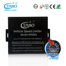 SABO Security System Vehicle Reverse Voice Prompt Speed Limit Alarm