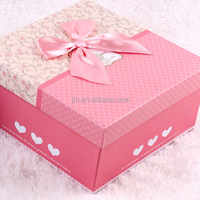 Beautiful Design Gifts Packaging Boxes Cardboard