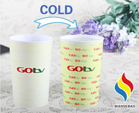 Temperature Color Changing Magic Cup