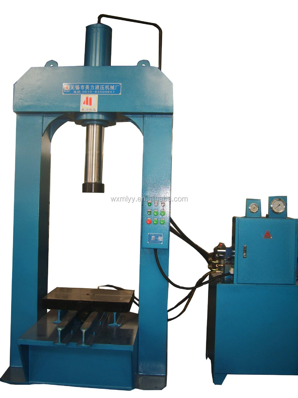 Gantry Frame Hydraulic Stretching Press hydraulic punching machine