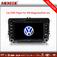 2din 7 inch gps touch screen dvd player VW car radio for VW with Free GPS Map