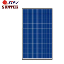 Best price solar pv panel poly 265W for solar power system home