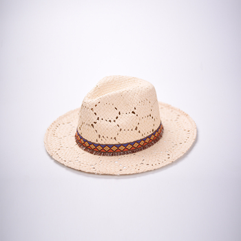 formal ford straw panama hat