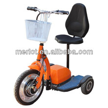 electric battery operated three wheel vehicle with CE certification