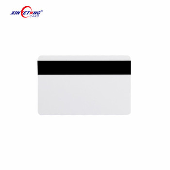 High quality RFID contact card for membership travel card with CMYK custom printing