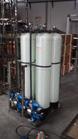 Sand & carbon filter water system 1054 tank 150PSI