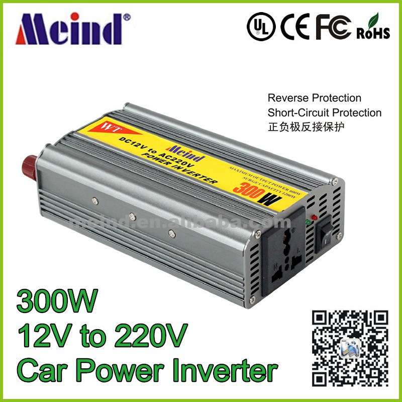 300W Inverter car home inverter/power transformer/Car power converter