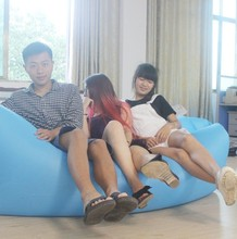 Customized inflatable air sofa bed