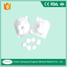 Factory supplier nonwoven Lap Pad Sponge nonwoven ball with CE certificate