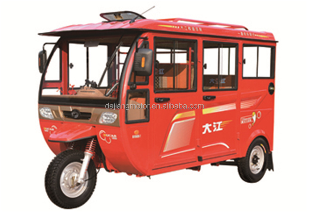 China Ducar FangZhou passenger tricycle/gasoline motor tricycle/three wheels vehicle