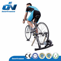 2016 New Low noise Magnetic Bike Trainer IBT9-C Indoor exercise bike