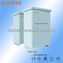 Baykee pure sine wave online outdoor ups 1kva IP 55