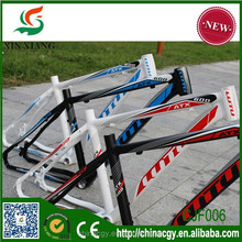 Chinese aluminium alloy bicycle frame/bicycle parts bicycle frame CJF006