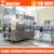 Cheap price automatic plc control medium speed design your own bottle heat tunnel shrink sleeve labeling machine