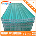 anti-corrossion plastic Roofing sheet