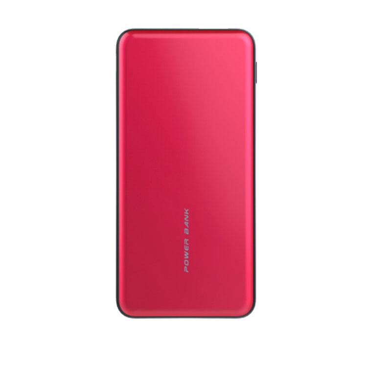 External <strong>battery</strong> power bank 10000mah for corporate promotion