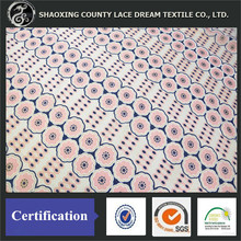 2014 Newest Chemical Thick Lace Fabric for Girls