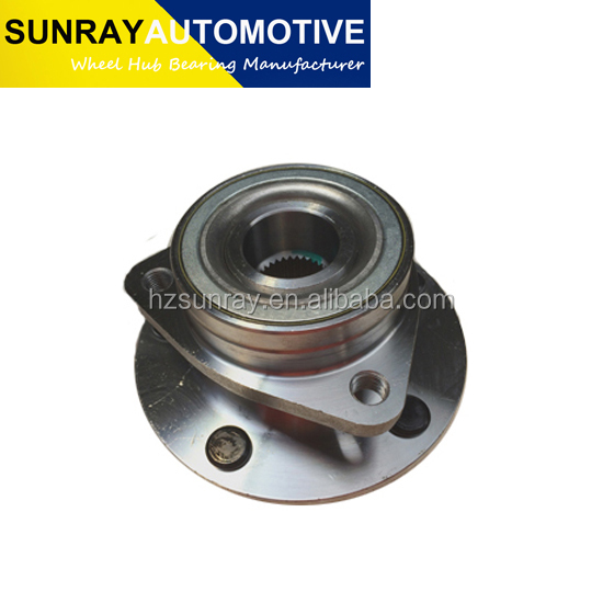 Front Wheel Hub And Bearing Assembly 515006 for 94-99 Dodge Ram 1500 Pickup Truck 4x4 4WD BR930256