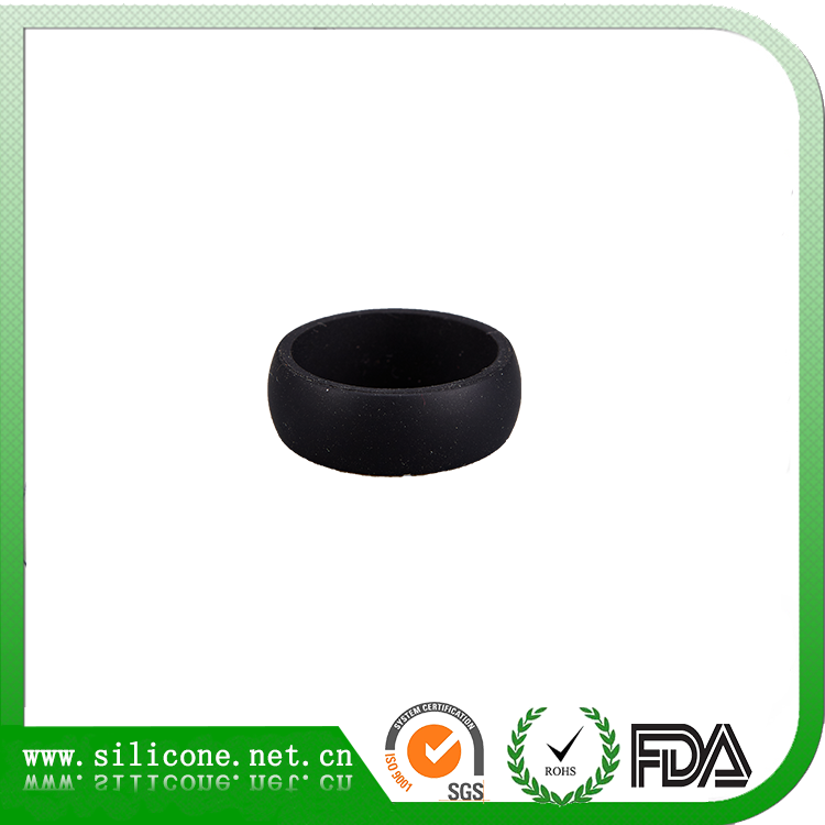 Promotional High Quality Silicone Wedding Ring
