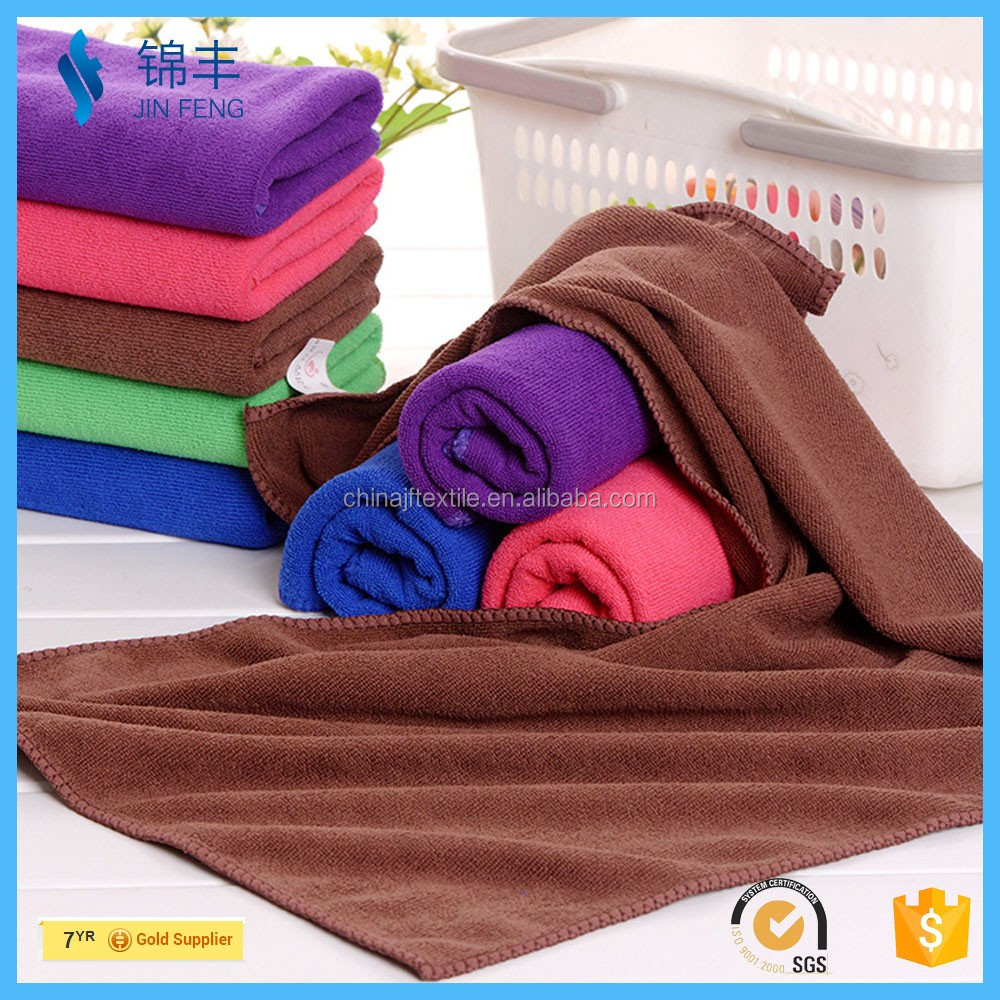 40x60 baby products 2016 Wholesale Microfiber Factory Microfiber Cleaning Cloth microfibre towelJF78