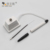 Quality Products Custom Company Logo Stand Desk Classical Bank Table Counter Ballpoint Pen